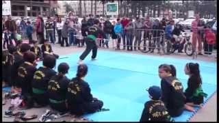 preview picture of video 'Maroc : Mohammedia fête la journée du sport'