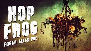 """""""Hop Frog"""" by Edgar Allan Poe (classic horror audiobook featuring Barry Bowman)"""