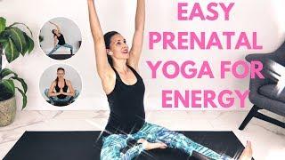 Good Morning Prenatal Yoga For Energy