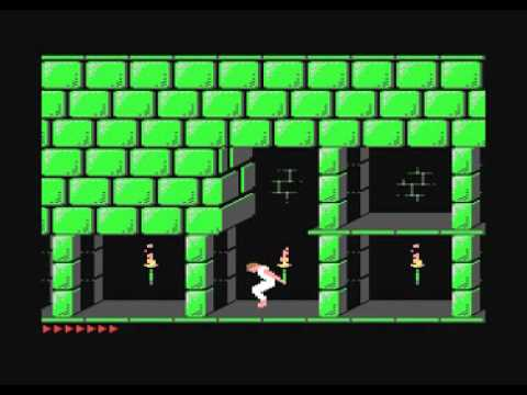 Prince of Persia for Commodore 64/128 - Longplay