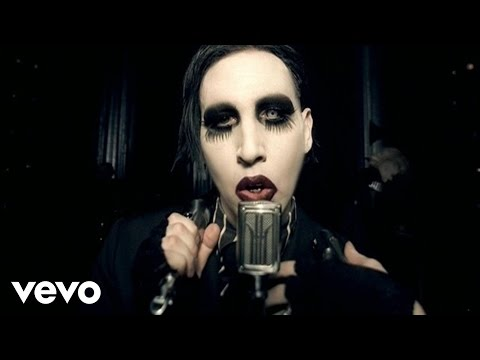 Marilyn Manson - This Is Halloween (Cover) | Music Video, Song ...