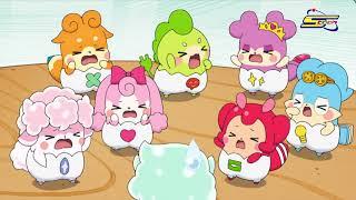 مسلسل كوكوتاما الحلقة 40 - صنف جديد في قائمة المبيعات - سبيس تون 🥚 Cocotama Ep 40 Spacetoon