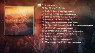 Marco Barrientos - Amanece 2015 Cd Completo