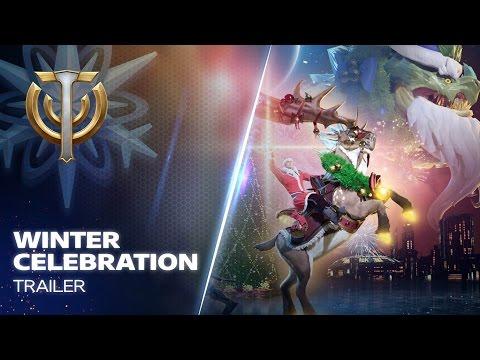 Winter Celebration Trailer