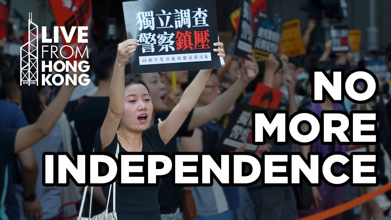 LIVE IN HONG KONG 10: Un-Independence Day thumbnail