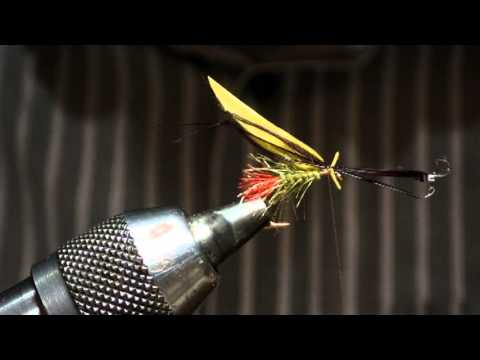 Fly tying video: The Pseudo picric Peter
