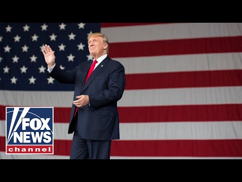 Live: 'Salute to America' celebration with President Trump
