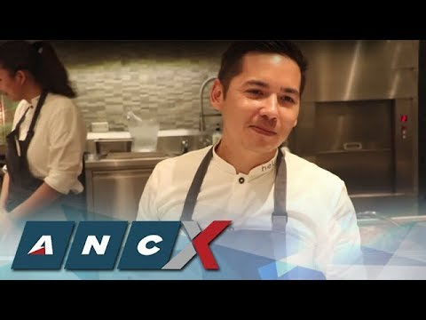 [ABS-CBN]  ANCX: Chef Josh Boutwood's Helm