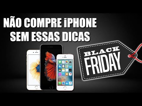 Dicas para comprar iPhone na Black Friday 2017