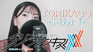 "DARLING In The FRANXX ED1 - ""トリカゴ  / Torikago"" - Akano"