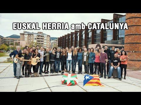 EUSKAL HERRIA amb CATALUNYA - Segur que tomba!