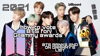 HOW TO VOTE FOR BTS IN BILLBOARDS 2021 | BTS MAY WIN BILLBOARDS 2021 |