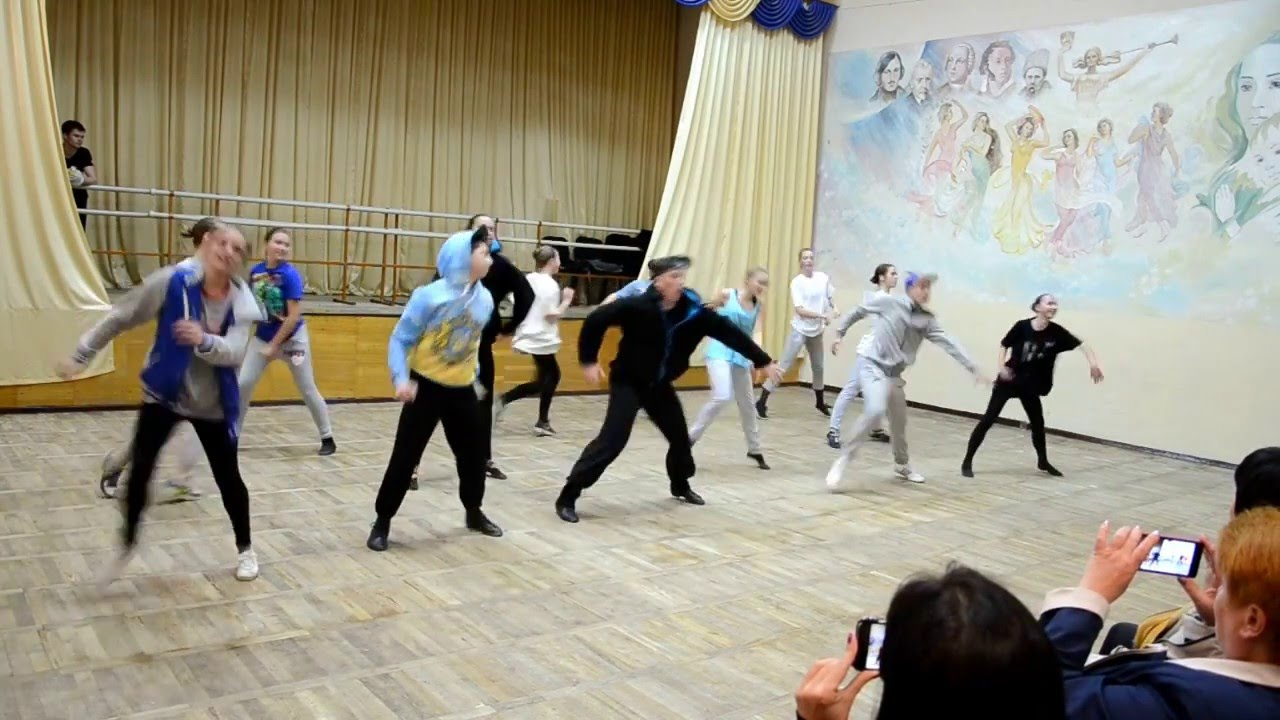 Хип-хоп занятия днепропетровск
