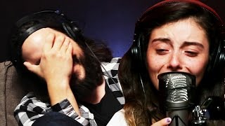 I've Cried 9 Times In One Day - Sourcefed Podcast