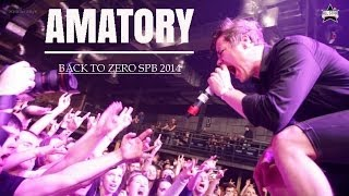 [AMATORY], AMATORY - Back to Zero SPB A2 - 22 марта 2014 - ALL STAR TV / Интервью с группой AMATORY