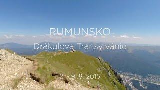 Rumunsko - Drákulova Transylvánie