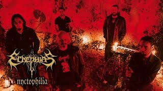 """ECNEPHIAS """"Nyctophilia"""" (official Lyric Video)"""