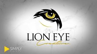 Lion Eye Logo Animation
