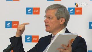 Cioloş:Am depus lista şi programul de guvernare; e nevoie de un executiv capabil să-şi asume decizii