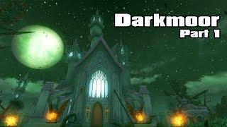"Wizard101: Darkmoor Lvl 100 Dungeon - ""Castle Darkmoor"" (Part 1/2)"