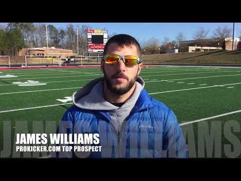 James Williams, Ray Guy Prokicker.com Top Prospect