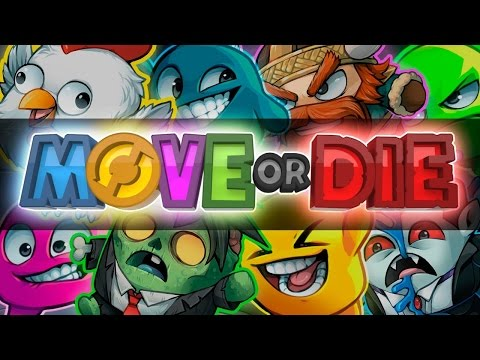 Move or Die Trailer | The Friendship Ruining Game | Out Now on STEAM thumbnail