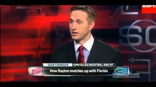 Can Dayton Challenge Florida? (March Madness College Basketball)