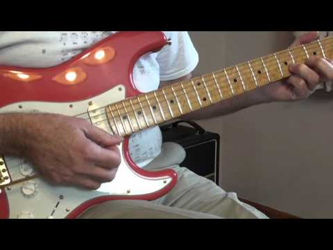 You can't hurry love. Phil Collins guitar instrumental cover