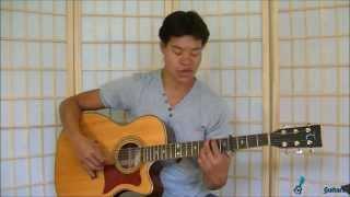 Please Don't Say You Love Me - Gabrielle Aplin - Guitar Lesson