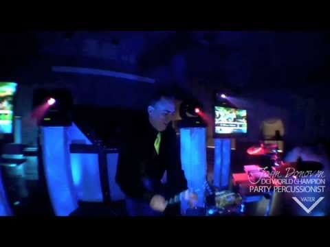 John Donovan - Wedding - Mitzvah -Party Percussionist Entertainer