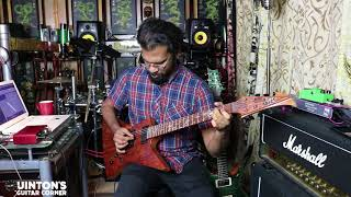 The Unforgiven -  Metallica (Guitar Cover - Ken Lawrence Explorer)