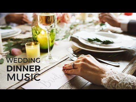 wedding dinner music playlist