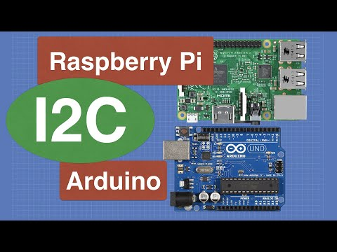 I2C with Arduino and Raspberry Pi - Two Methods