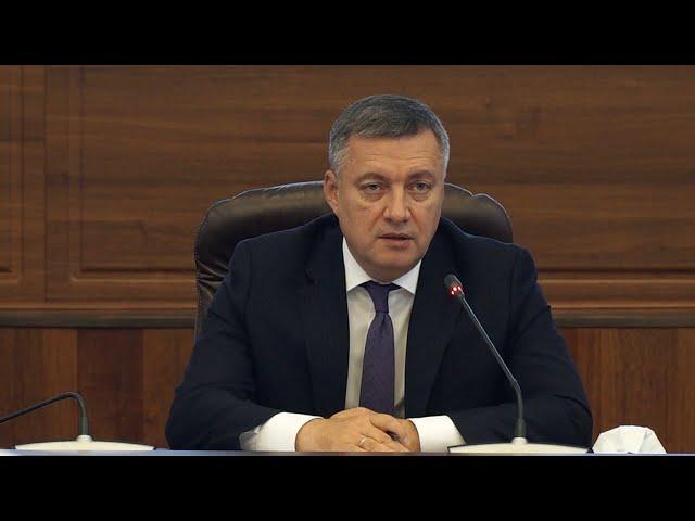 Губернатором Приангарья введены новые меры борьбы с инфекцией