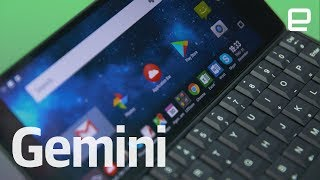 Gemini first look at CES 2018