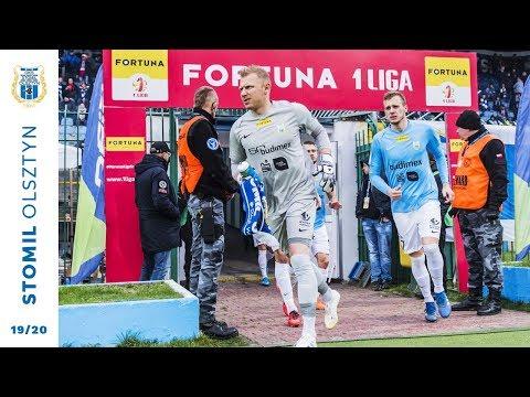 Kulisy meczu Stomil Olsztyn - Warta Poznań 1:3