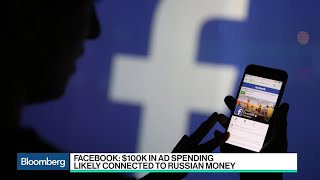 Facebook Finds Election Ad Spending Likely From Russia