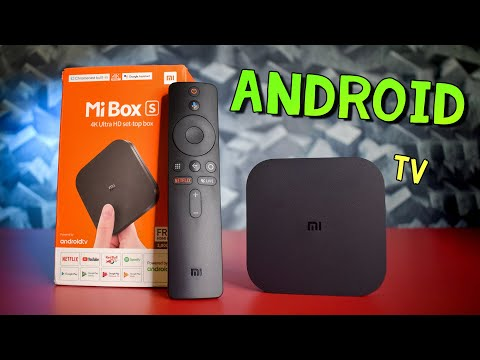 Xiaomi Mi Box S 4K Android TV With Chrome Cast