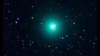 Comet PANSTARRS Brightens 16X in 24 Hours on it