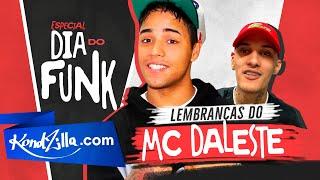 Dia do Funk: Lembranças do MC Daleste com MC Leo da Baixada