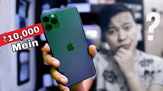 Buy Second Hand & Refurbished iPhones ₹10,000 Mein 🤔🤔?? - Download this Video in MP3, M4A, WEBM, MP4, 3GP