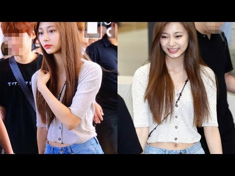 Netizen Criticize this reporter after write article about TWICE Tzuyu navel!