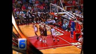 Top 10 Plays of the 1992 Finals
