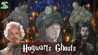 The Sad Histories Of The Hogwarts Ghosts