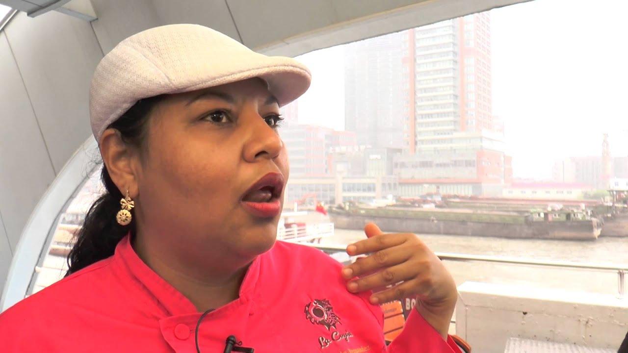 "LATINOS POR EL MUNDO ""SHANGHAI"" GABRIELA"