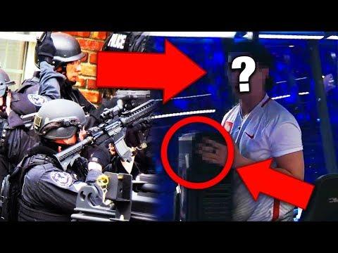 NEW CSGO UPDATE!!! DREAMHACK MALMO FIRE + SWATTING SWAT TEAM (CS:GO)