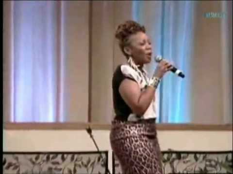 Trish Standley Cheer Up on Bobby Jones Presents (Oct. 03 2012)