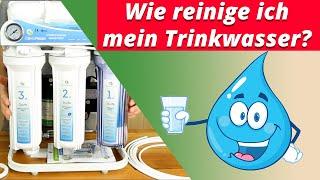 Reinige Dein Leitungswasser mit der Direct Flow Proline 600 Umkehrosmoseanlage / Wasserfilter