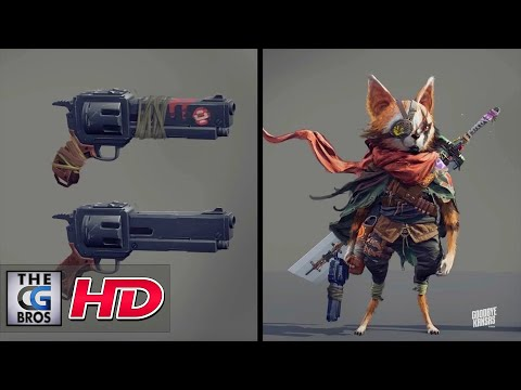 """CGI & VFX Breakdowns: """"Biomutant"""" – by Goodbye Kansas Studios"""