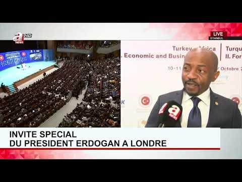Turkey-Africa economic & business forum